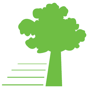 instant tree nursery logo